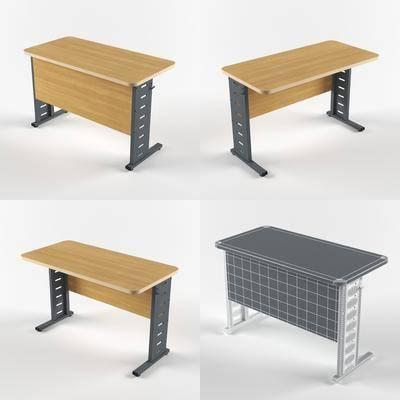 办公桌, 书桌, 现代