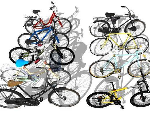 单车, 交通工具