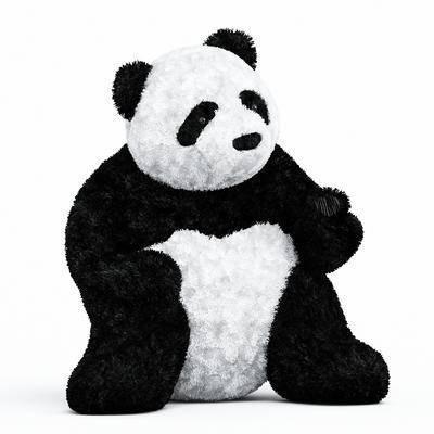 熊猫, 玩具