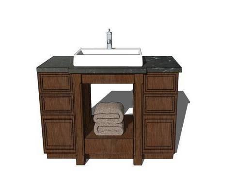 卫浴, 洗手盆