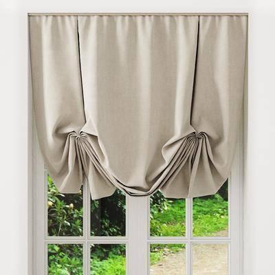 窗帘, 窗户, 现代