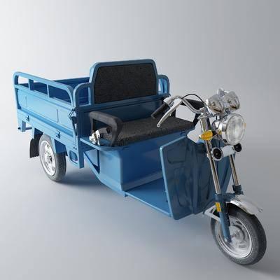交通工具, 机动车, 三轮车