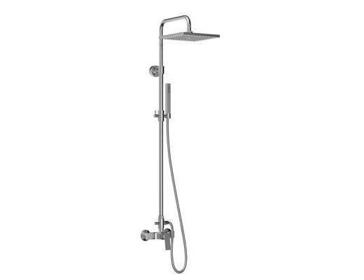 淋浴柱噴頭, 手持花灑, 花灑龍頭套件