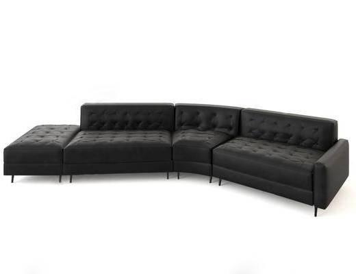多人沙发, 沙发组合