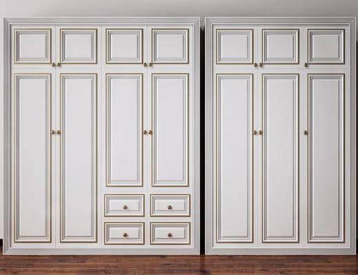 衣柜, 装饰柜, 置物柜
