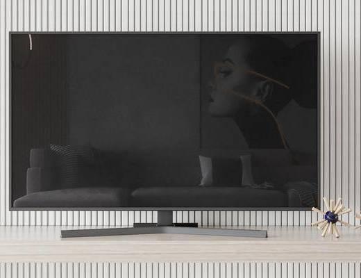 现代, 电视机, 单体