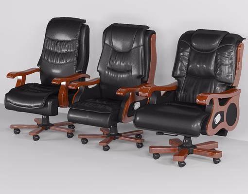 办公椅, 大转椅, 大班椅