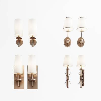 灯具, 壁灯