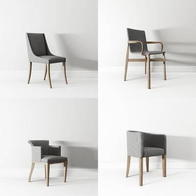 现代, 休闲椅, 椅子