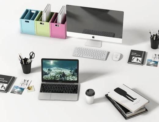 现代, 电脑, 单体