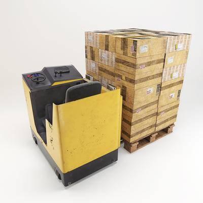 工业设备, 搬运车