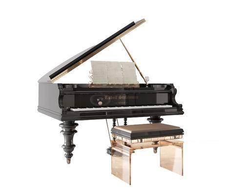 现代, 钢琴, 单体