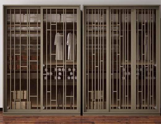 衣柜, 装饰柜, 装饰柜架