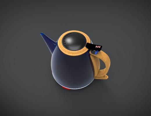 水壶, 热水器