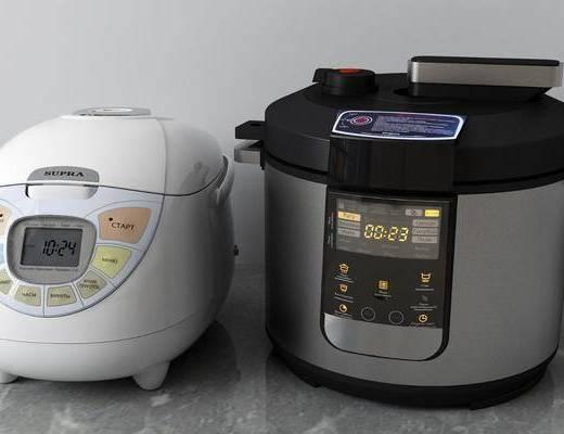 電飯煲組合, 廚具組合, 現代