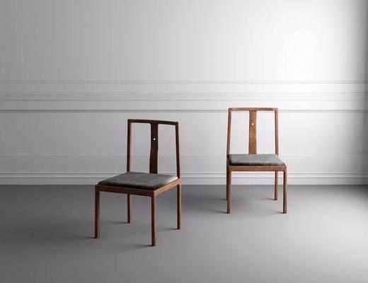 单椅, 中式单椅