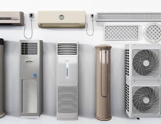 空调, 电器, 风扇