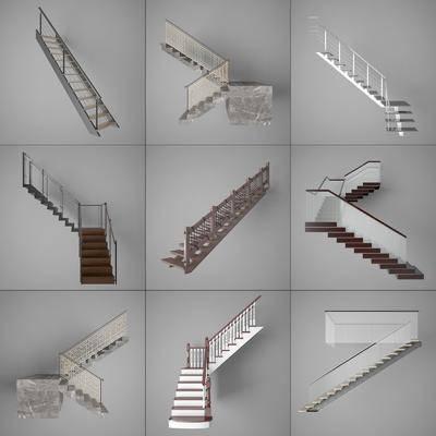 楼梯, 阁楼楼梯