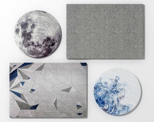 地毯, 现代地毯, 现代