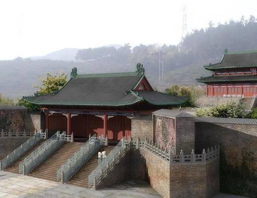 古建, 寺庙