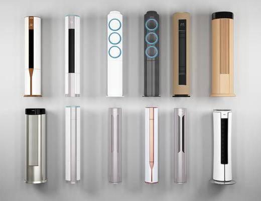 空调, 落地式空调, 现代, 电器