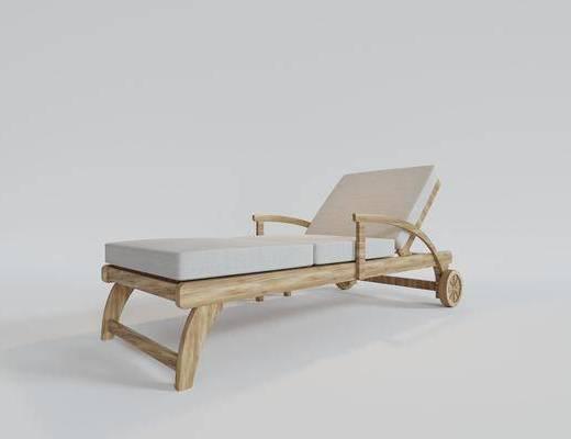 沙发椅, 户外椅, 单椅