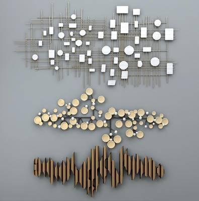墙饰, 金属墙饰, 现代墙饰, 不规则墙饰, 艺术墙饰, 创意墙饰, 挂件, 金属挂件