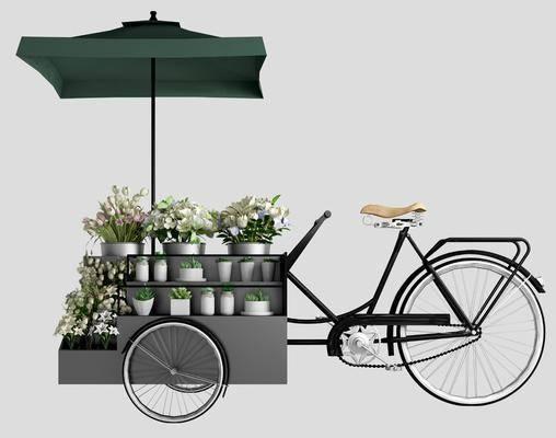 现代, 自行车, 组合