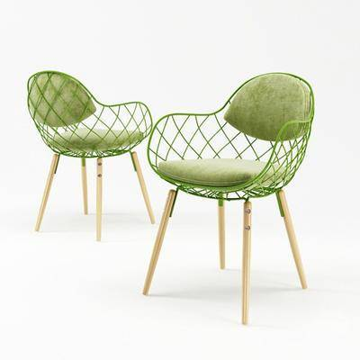 单椅, 休闲椅, 椅子, 铁艺, 网格, 现代单椅, 现代, 双十一