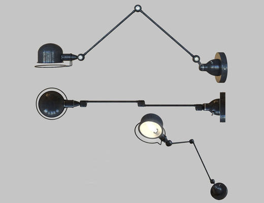 工业风, 壁灯, corona, 工业壁灯