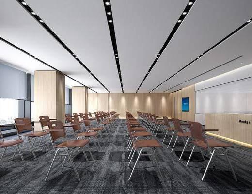 現代會議室, 會議室, 培訓室
