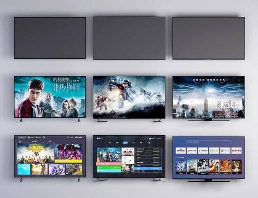 现代, 电视机, 全面屏电视