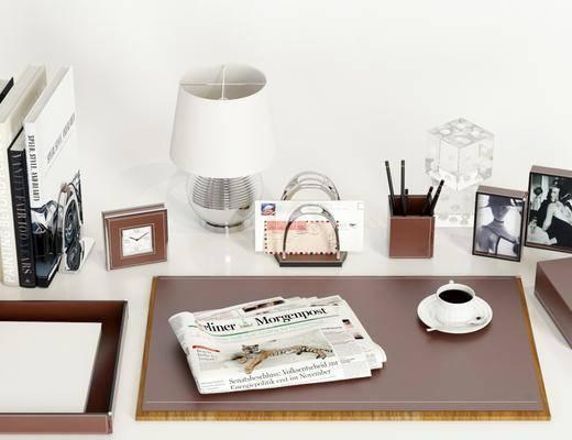 办公用品, 摆件组合, 文具, 装饰品