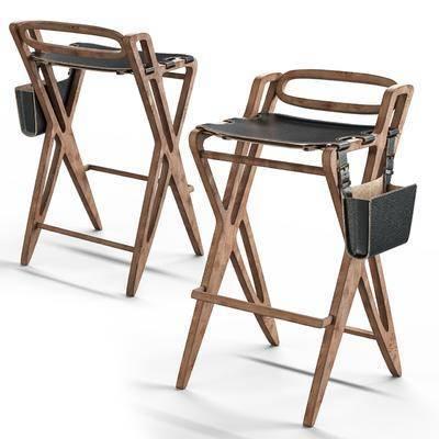 吧凳, 吧椅, 高脚凳, 现代, 北欧