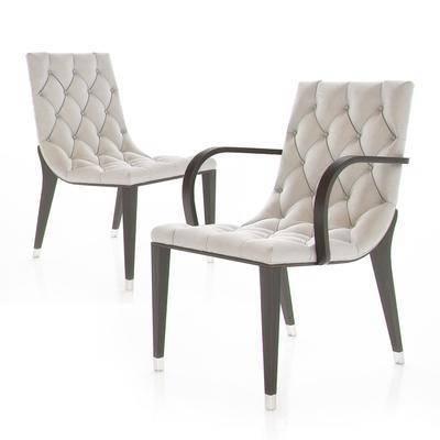 现代, 单人椅, 休闲椅, 餐椅