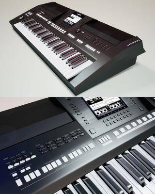 乐器, 电子琴, 现代