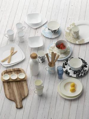 餐具, 厨具, 现代
