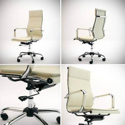 办公椅, 现代, 单椅