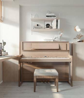 北欧, 钢琴房