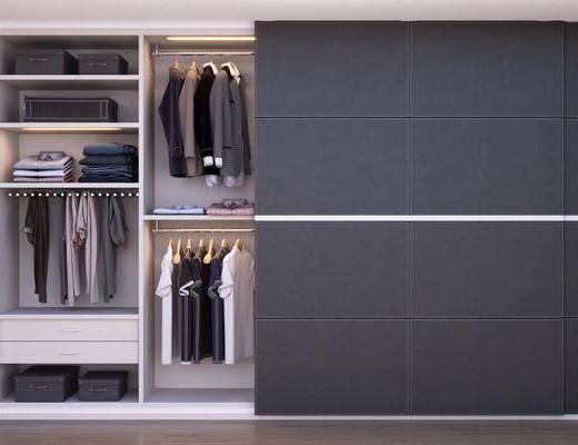 衣柜, 现代衣柜