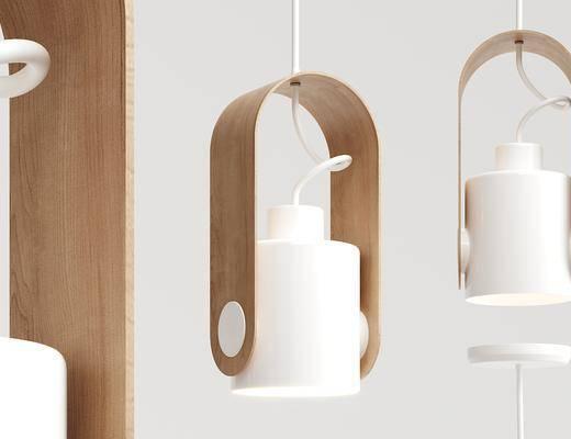 烤漆小吊灯, 北欧吊灯
