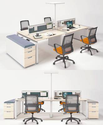 办公桌, 办公椅, 椅子