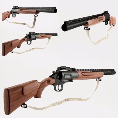 现代武器, 枪, 美式