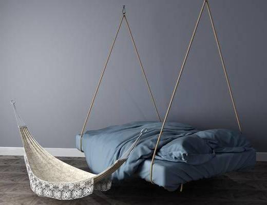 吊床组合, 现代