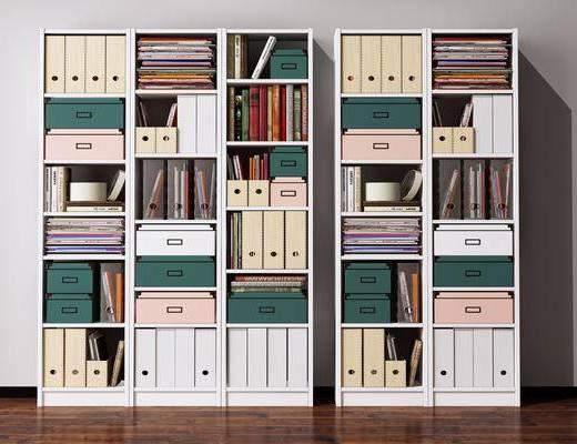 文件柜, 货柜, 展示柜, 装饰柜, 书柜