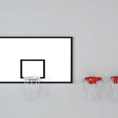 体育器材, 体育设备, 现代, 篮球框