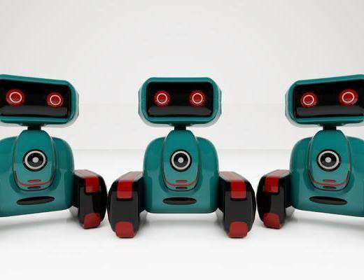 机器人, 玩具
