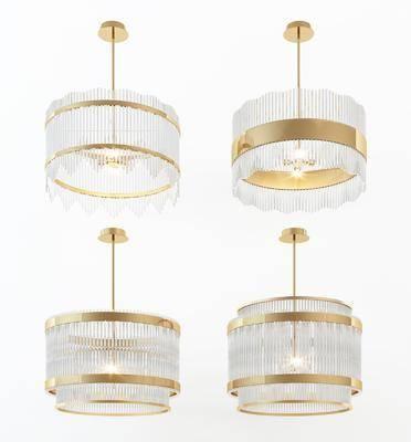 吊燈, 燈具組合, 水晶燈組合