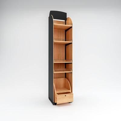 收纳柜, 置物架, 装饰架, 现代