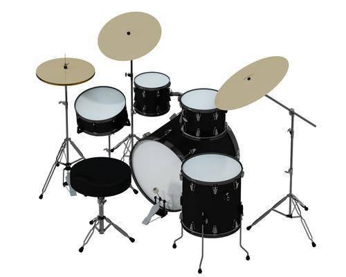 乐器, 鼓, 现代